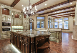 CUSTOM HOMES WE HAVE BUILT OR REMODELED IN THE DALLAS AREA