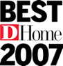 Desco Fine Homes named one of D Home's Best Builders in Dallas 2007