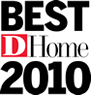 Desco Fine Homes named one of D Home's Best Builders in Dallas 2010
