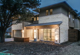 Desco Fine Homes' Beautiful Custom Home Sold in Lakewood, Dallas, Texas 75214