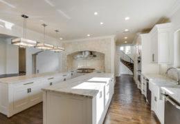 Custom Home in Prosper Texas by Desco Homes of Dallas