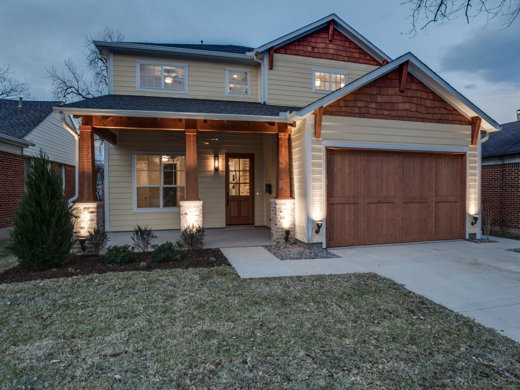 Beautiful Custom Home In Lakewood Dallas TX 75214 By Desco Fine Homes
