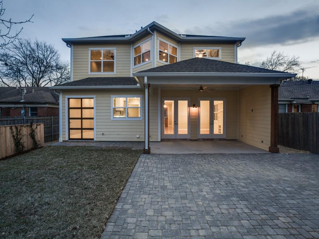 Desco Homes Custom Home Builder In Lakewood Dallas TX 75214