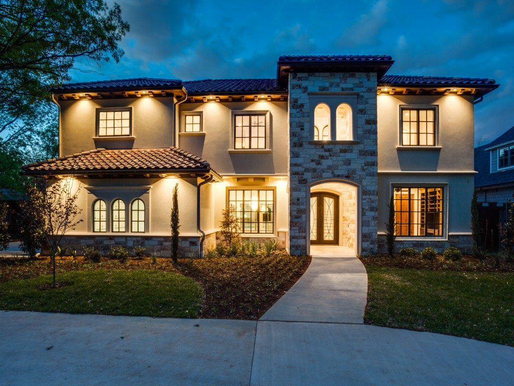 Top custom home builders in dallas tx home review for Home builder contractors