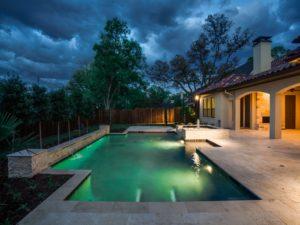 CUSTOM HOME IN PRESTON HOLLOW, DALLAS, TX – BUILT BY CUSTOM HOME BUILDER, DESCO FINE HOMES.