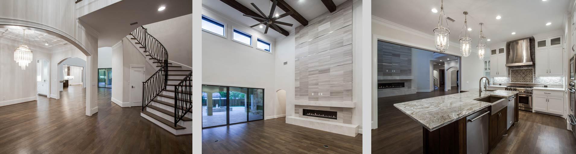 Custom Home Builder Desco Fine Homes