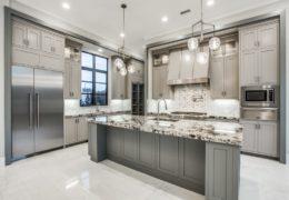 North Dallas Custom Home by Desco Fine Homes