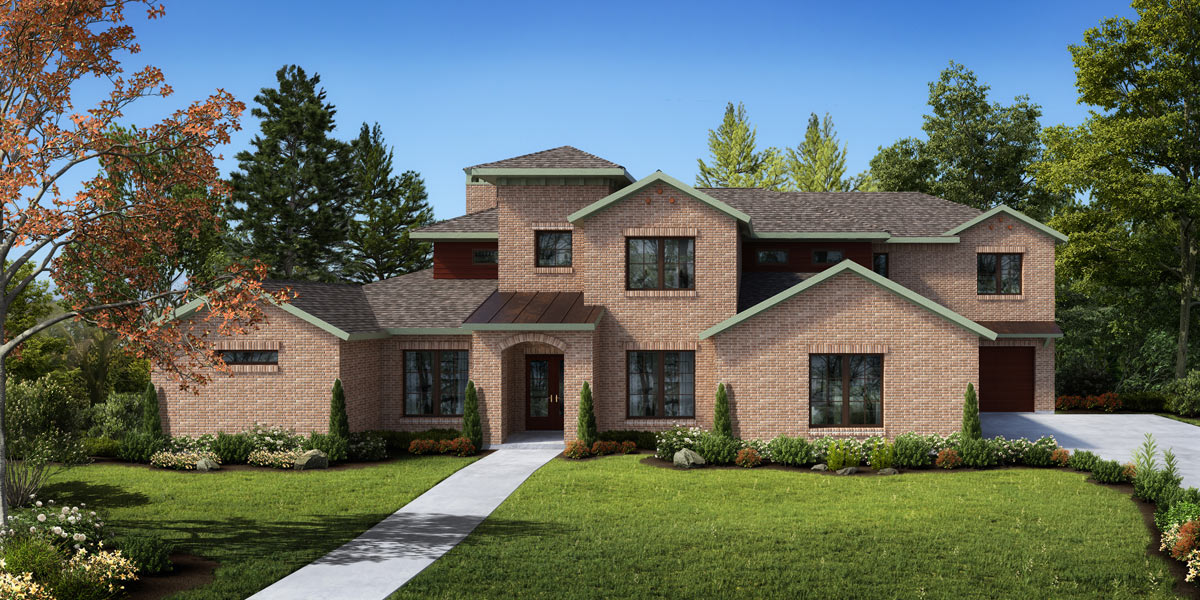 Custom Built Home by Desco Fine Homes in Lakewood (Dallas) Coming in May 2018