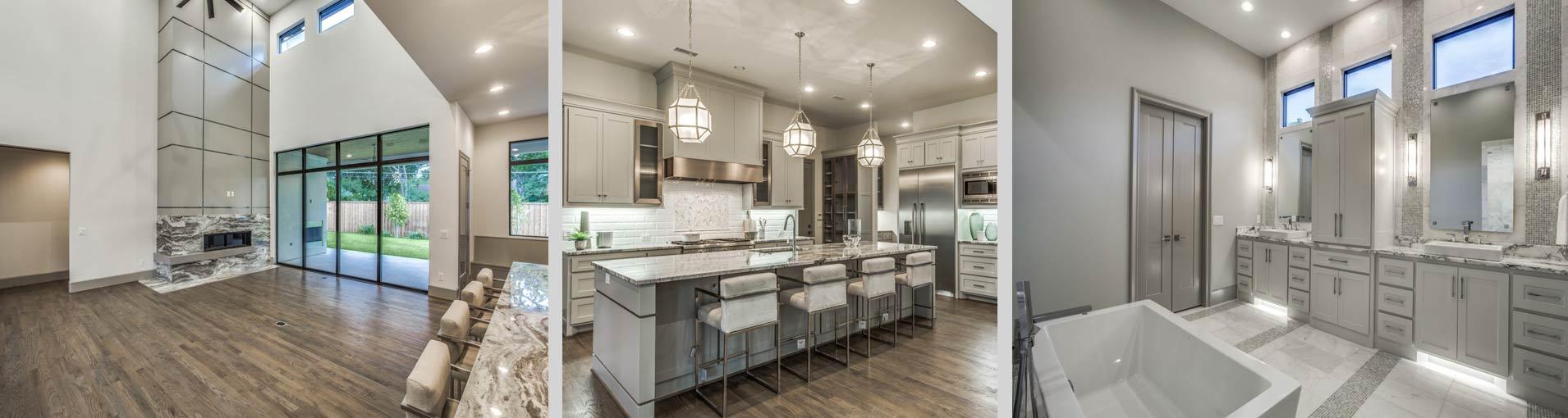 Preston Hollow Custom Home by Desco Fine Homes, Dallas, Texas Home Builder