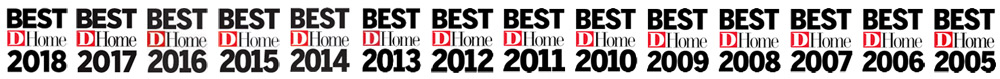 Desco Fine Homes named one of D Home's Best Builders in Dallas 2018, making Desco Fine Homes one of D Home's Best Builders in Dallas 14 years in a row.