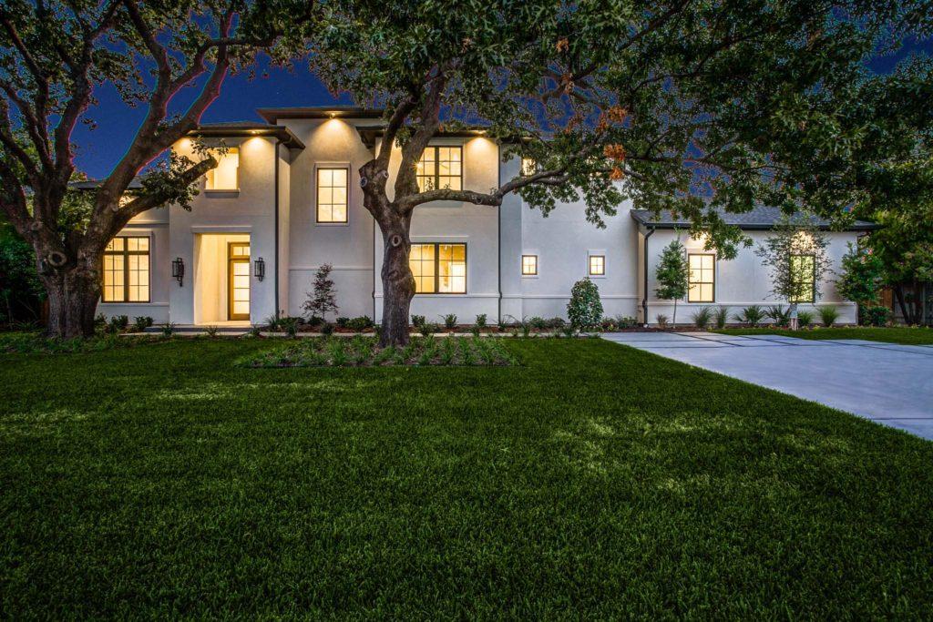FOR SALE: NEW CUSTOM HOME AT 11011 JAMESTOWN IN PRESTON HOLLOW, DALLAS, TX