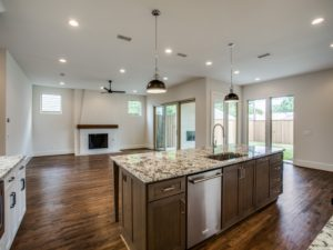 New Custom Home at 6218 Ellsworth in Lakewood offered by Desco Homes